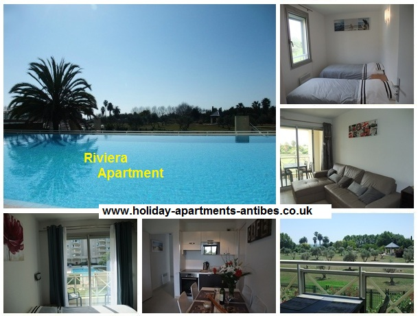 Collage - Riviera Apartment - French Riviera - 2012